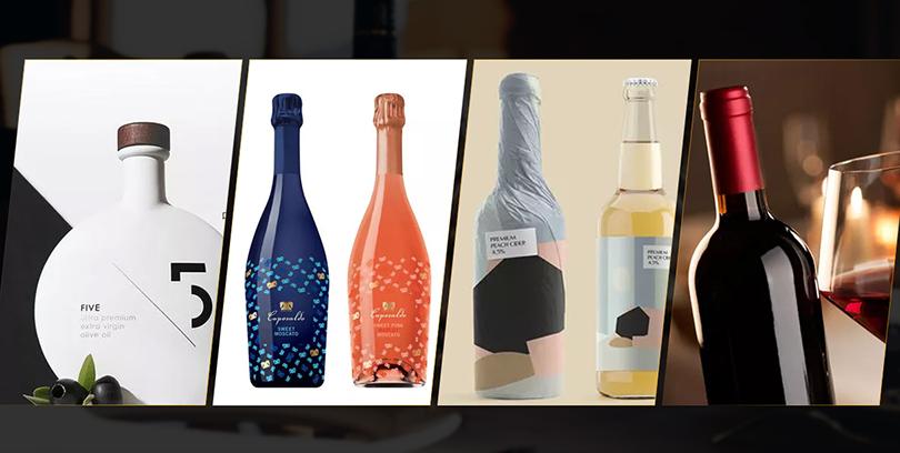 C4D快速创建半透明酒瓶模型教程介绍