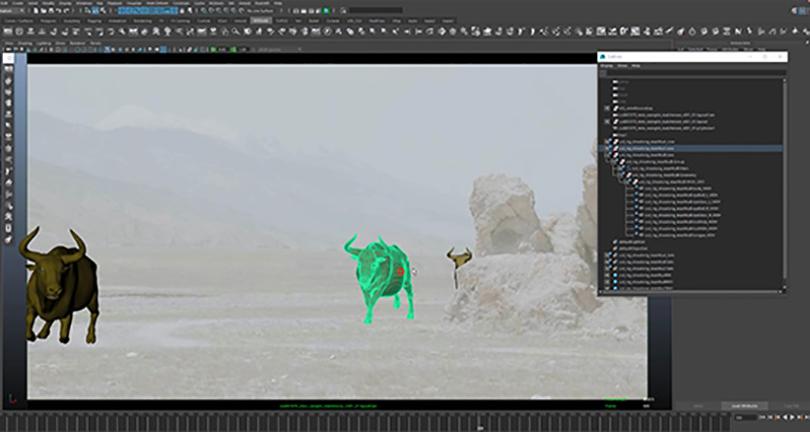 Maya动画之跑步循环动作制作实例教程介绍