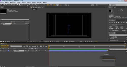 AE关键帧动画制作步骤之新建图层