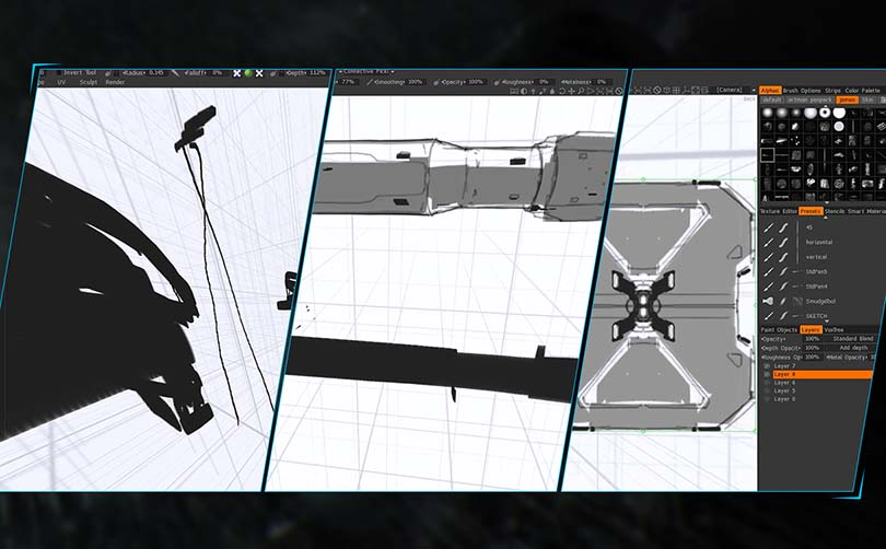 PS制作360VR全景图教程特色之工业光魔大神的一线心得与技巧