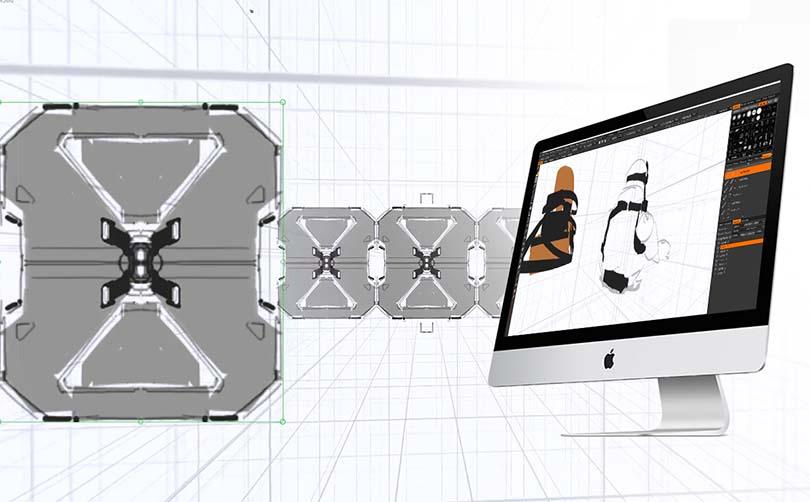 PS制作360VR全景图教程特色之实用操作技巧提升创建效率