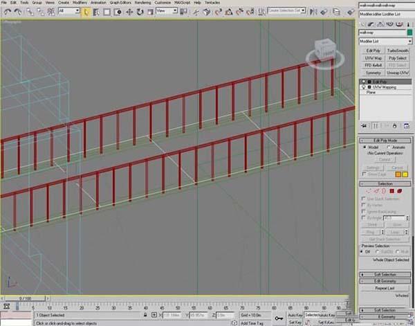 3DsMAX纹理贴图技巧之Alpha通道贴图使用透明贴图