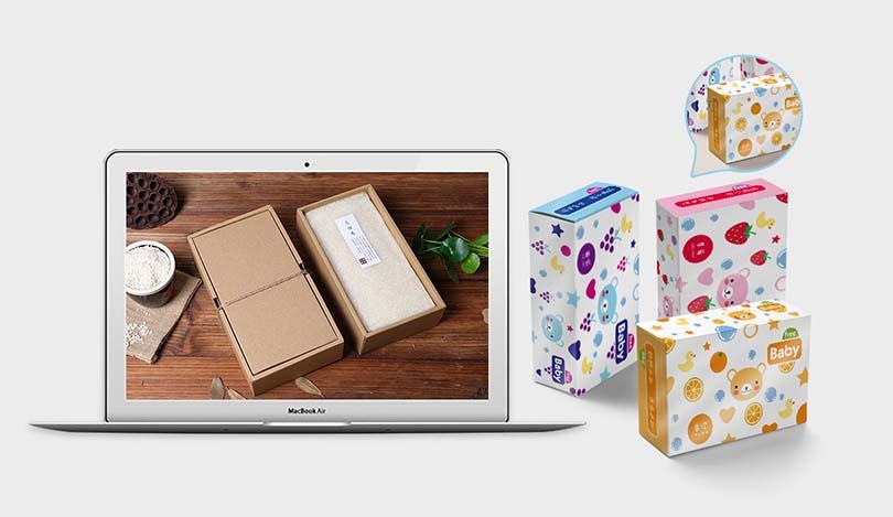 AI纸盒包装平面设计实例教程亮点之纸盒包装设计深度讲解
