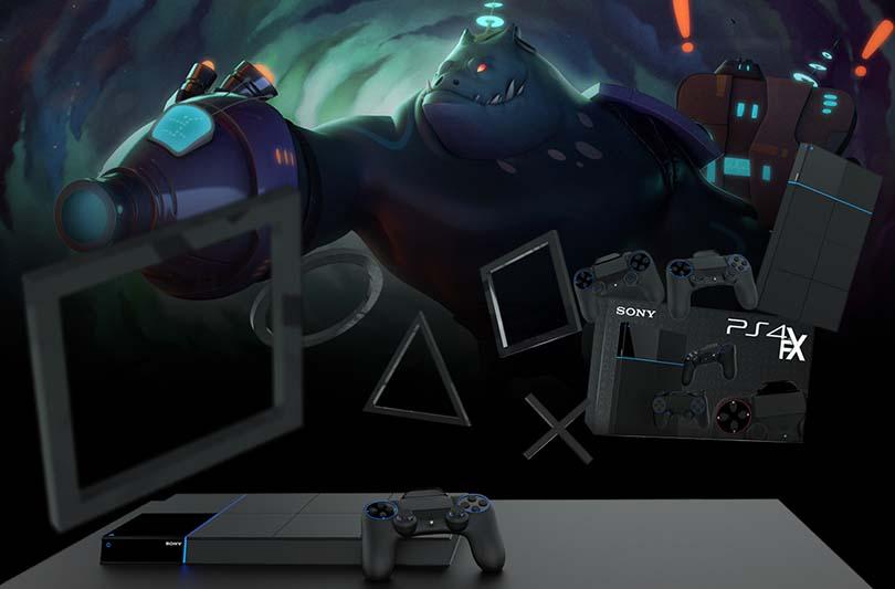 《羊角魔斗士》高精度游戏角色模型创建实战教程亮点之尖端技术应用于高品质大型游戏