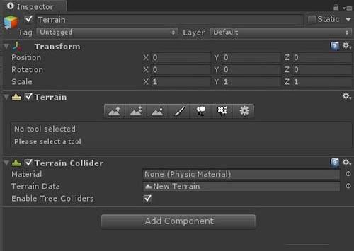 Unity动作编辑器各视图功能介绍之Inspector视图