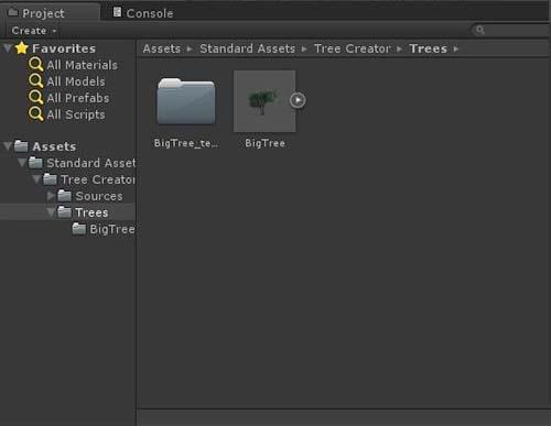 Unity动作编辑器各视图功能介绍之Project视图