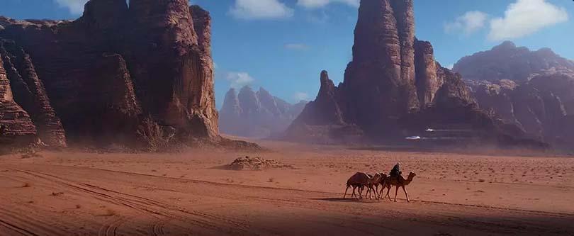 《沙漠》照片