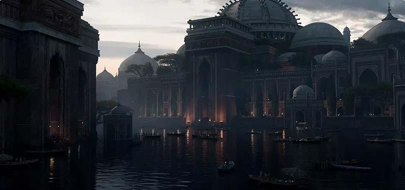 《宏伟宫殿》图片