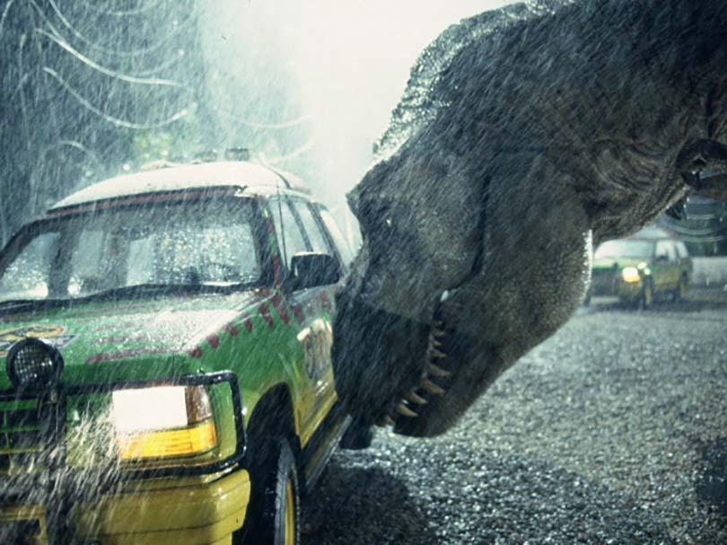 《侏罗纪公园1》剧照