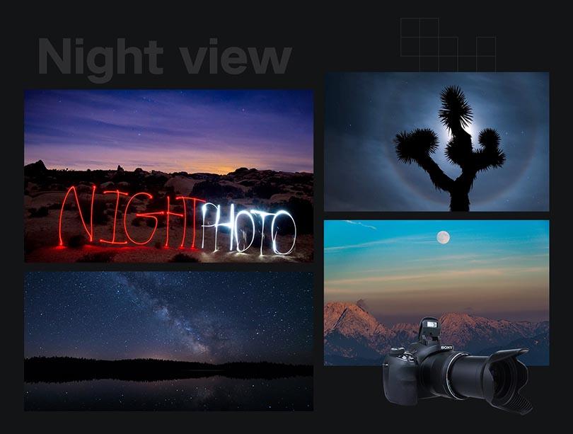 零基础怎样学习夜景拍摄