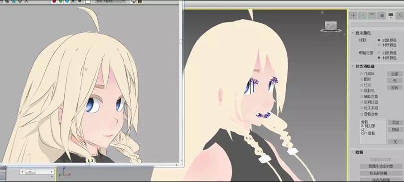 3dsmax三渲二制作方式之贴图流程渲染