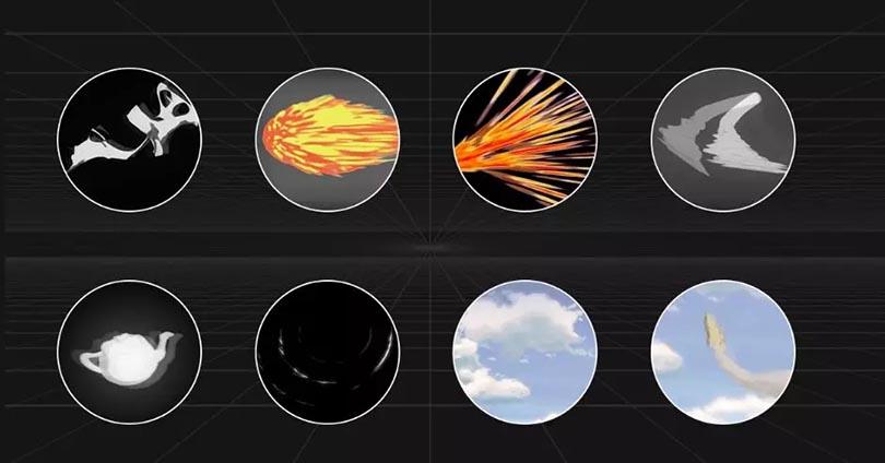 3ds Max日式动画三渲二常见应用场景案例教程核心知识点之手绘特效