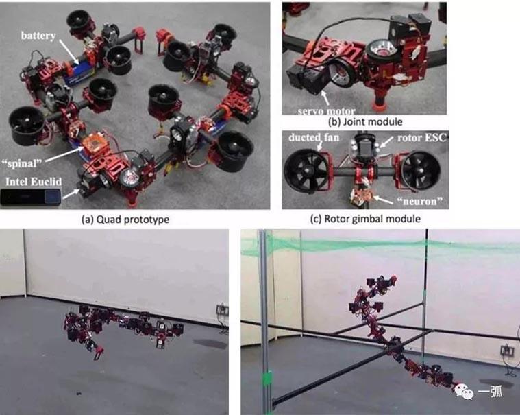 日本发明无人机飞龙