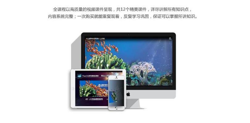 Maya三维动画特效制作实例教程保证