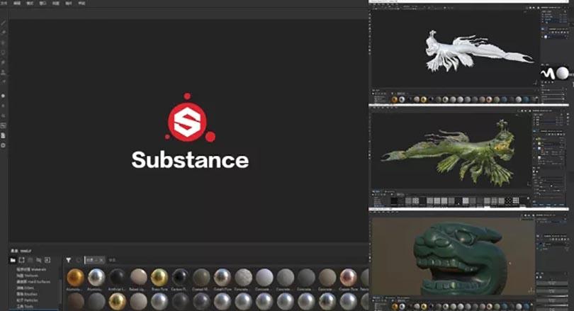 Substance Painter操作基础系统讲解