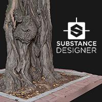 【要上线】一线游戏美术师教你AAA写实材质制作——Substance Designer 3D扫描材质技术简介