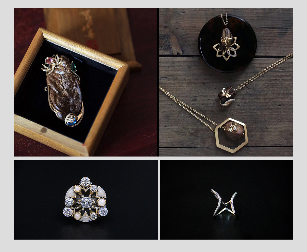 【要上线】零基础Rhino+Keyshot商业级珠宝建模与渲染速成简介