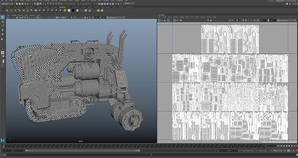 学到了2:Maya2019模型常用功能及Maya2019UVToolKit运用.jpg