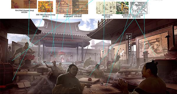 学到了1 3A级影视与游戏概念设计方案创作思路和制作流程.jpg