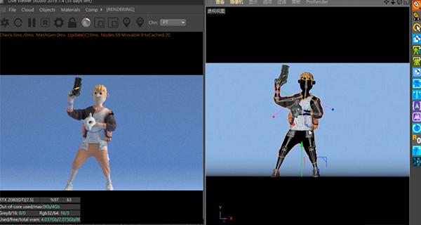 学到了1:人物的整体的渲染,材质的制作,以及贴图的应用.jpg