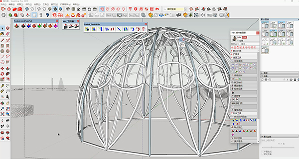 学到了1:熟练掌握SU多边形建模的工具与方法.jpg
