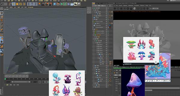 学到了1: 学会创意模型创建与场景的搭建.jpg